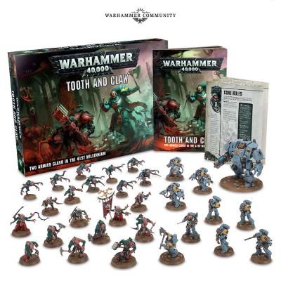 11 armas De Combate Lobos Espaciales-bits 40k Warhammer 40K